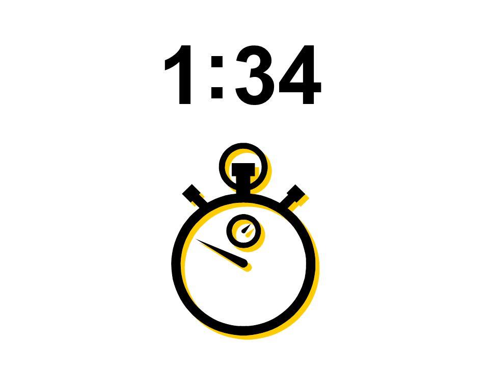 : 1 34