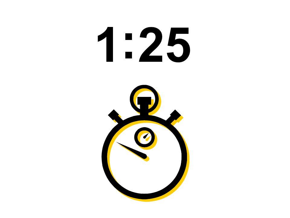 : 1 25