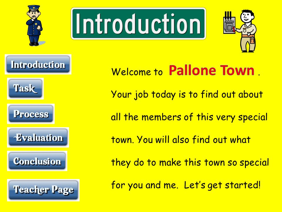 Pallone Town Welcome to .
