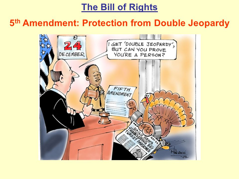 5th Amendment: Protection from Double Jeopardy