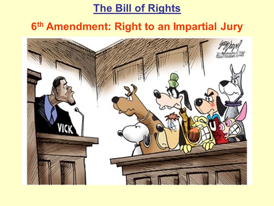 6th Amendment: Right to an Impartial Jury