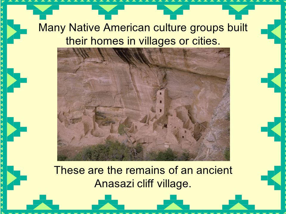 These are the remains of an ancient Anasazi cliff village.