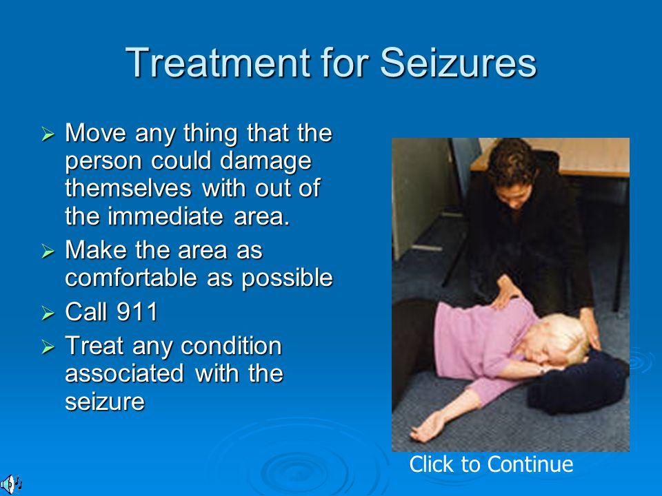 Treatment for Seizures