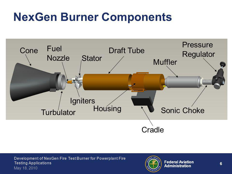 NexGen Burner Components