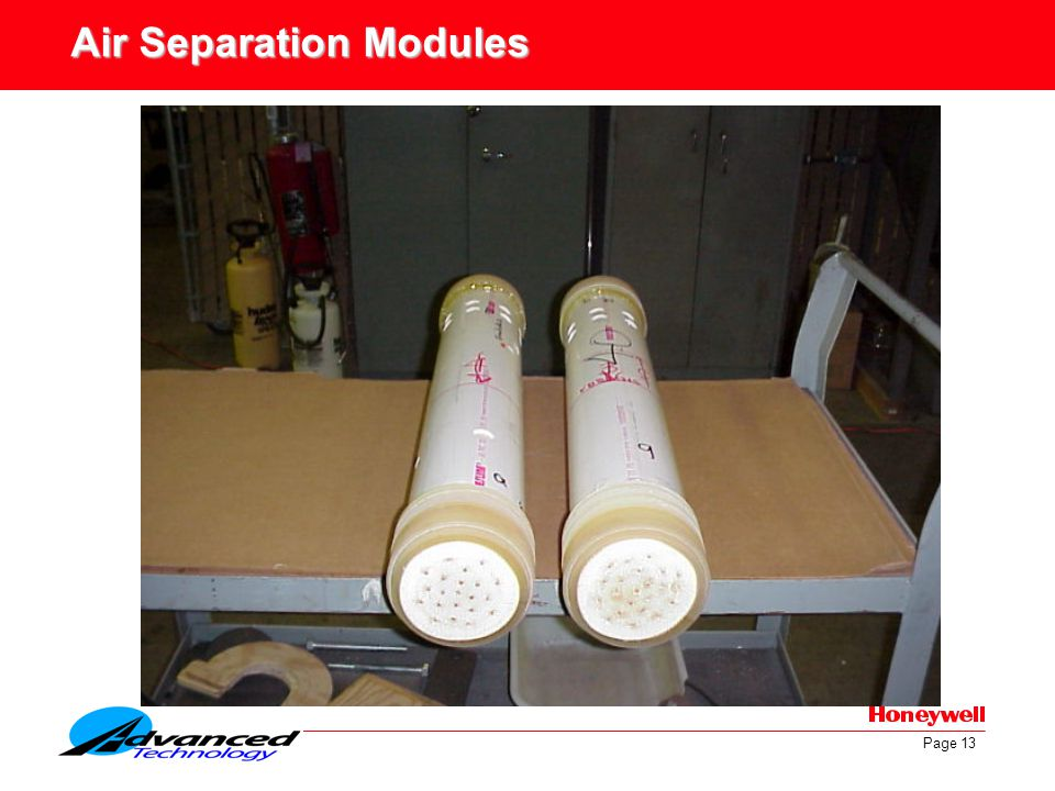 Air Separation Modules