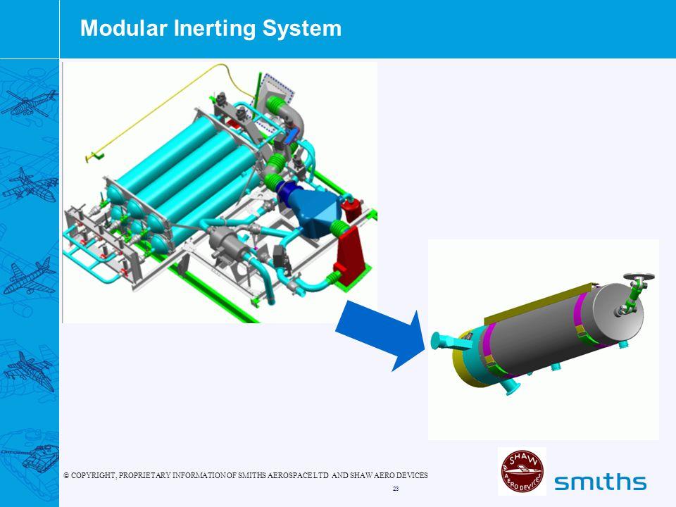 Modular Inerting System