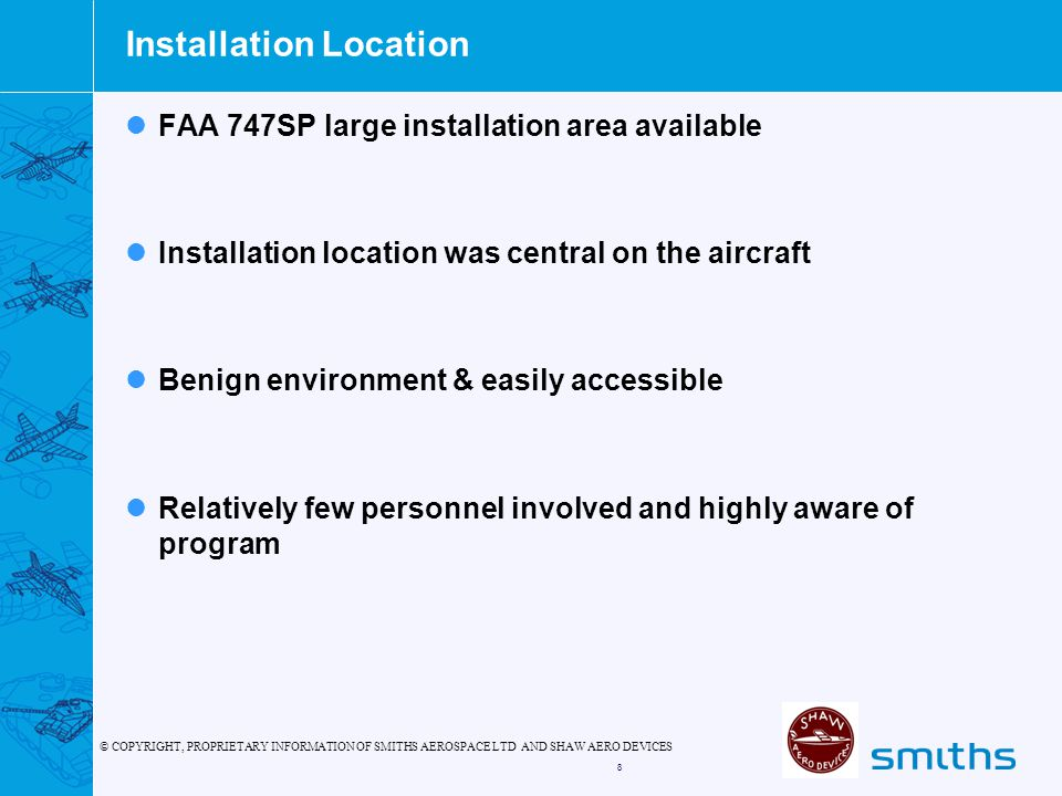 Installation Location