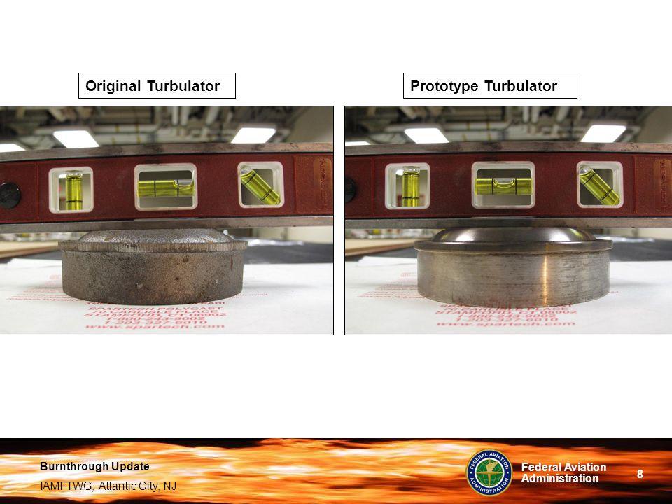Original Turbulator Prototype Turbulator