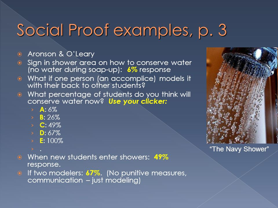 Social Proof examples, p. 3