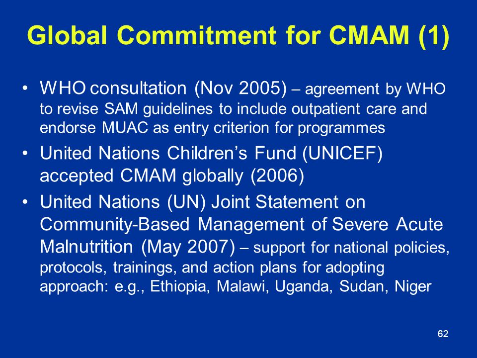 Global Commitment for CMAM (1)
