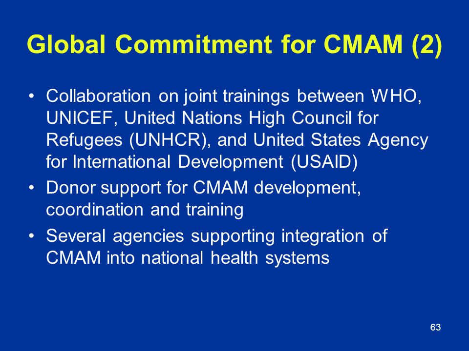 Global Commitment for CMAM (2)