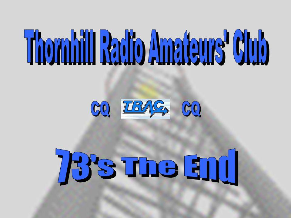 Thornhill Radio Amateurs Club