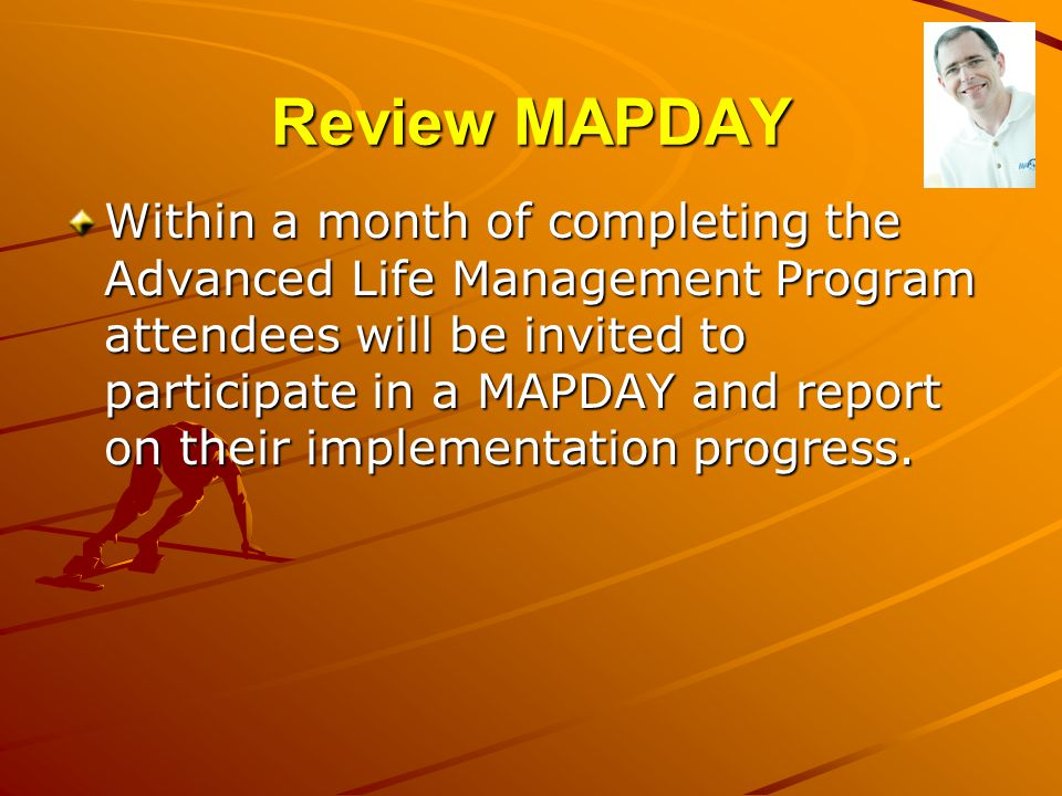 Review MAPDAY