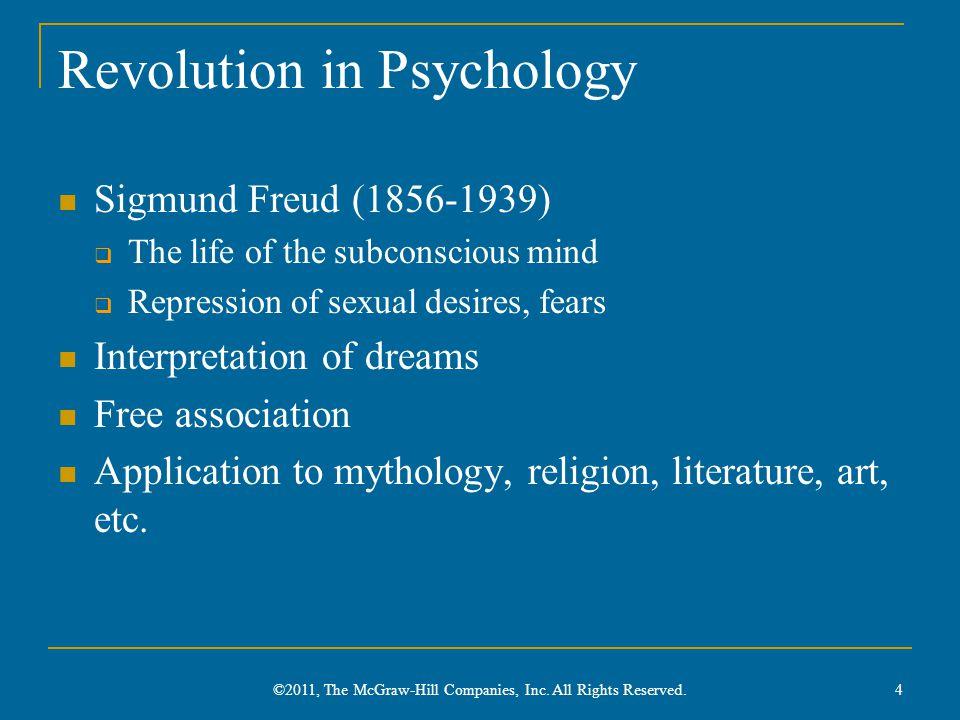Revolution in Psychology