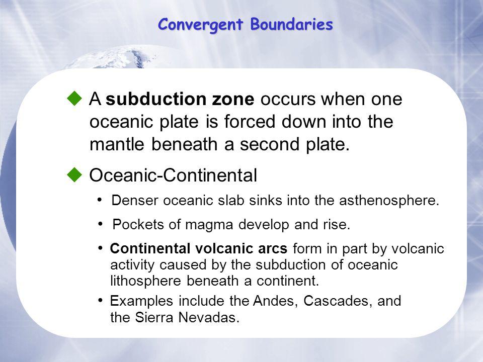  Oceanic-Continental
