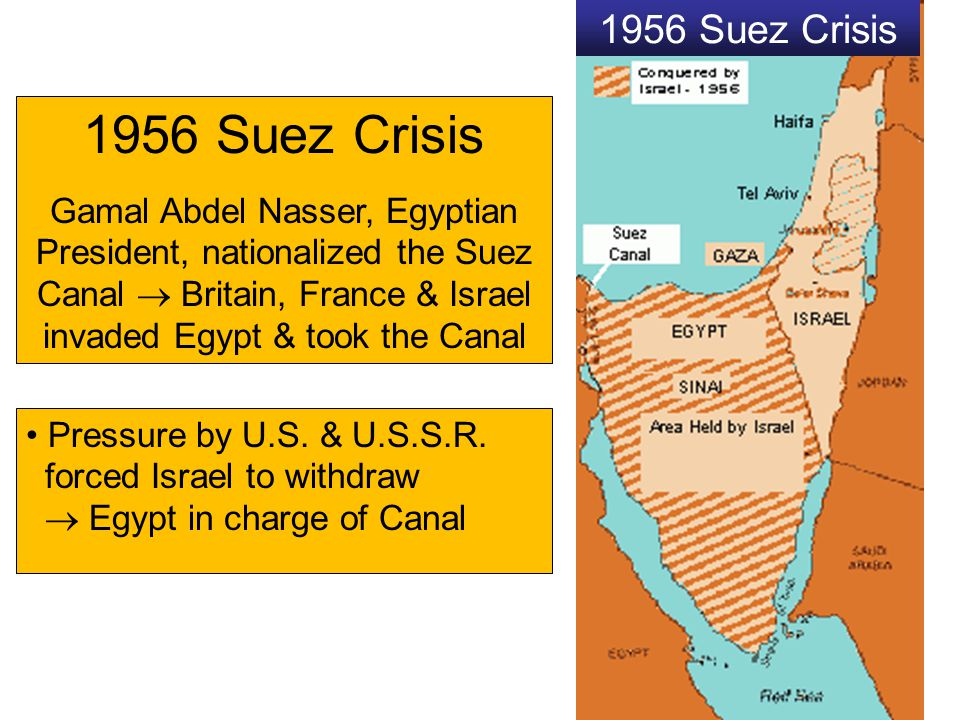 1956 Suez Crisis 1956 Suez Crisis Gamal Abdel Nasser, Egyptian