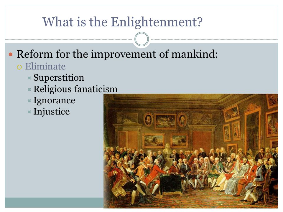 What is the Enlightenment