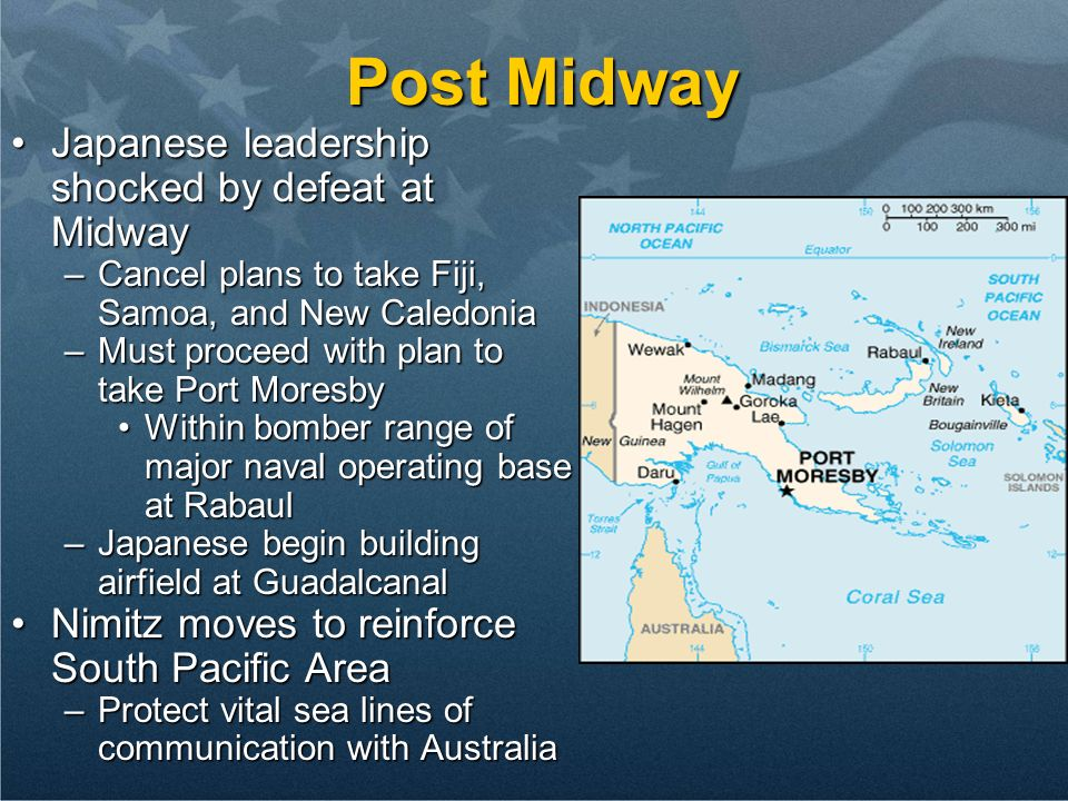Post Midway Japanese leadership shocked by defeat at Midway