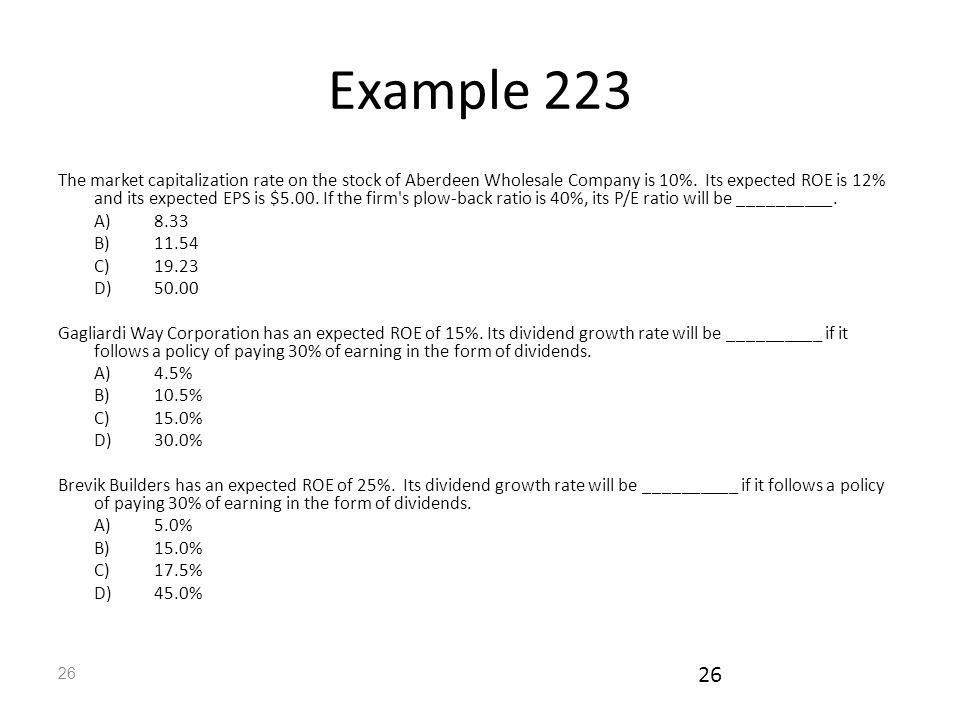 Example 223
