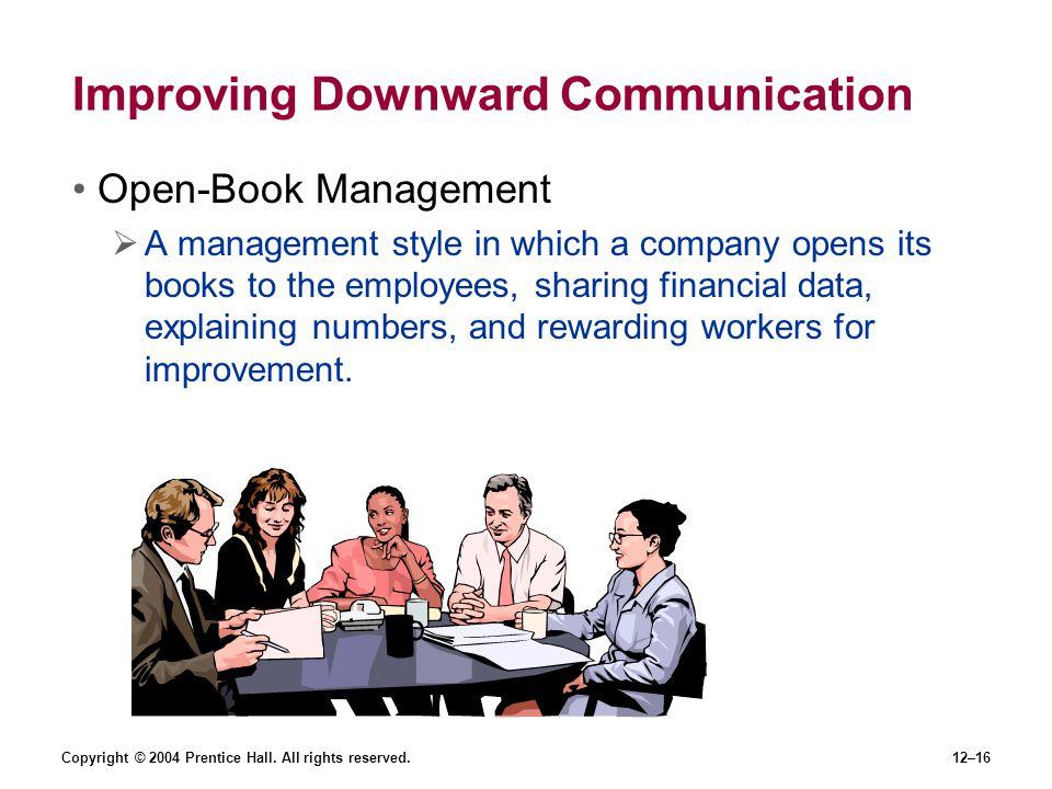 Improving Downward Communication