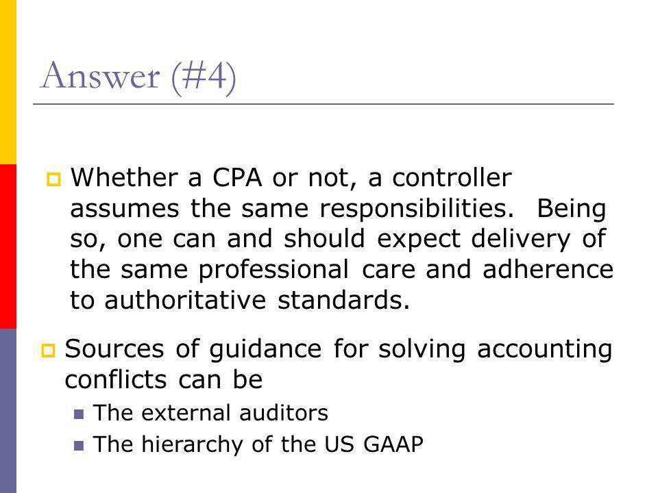 Answer (#4)