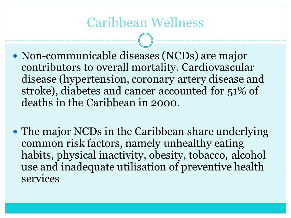 Caribbean Wellness