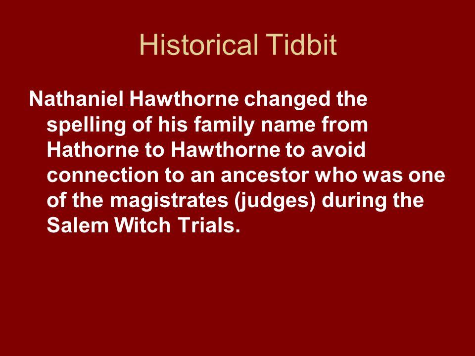 Historical Tidbit