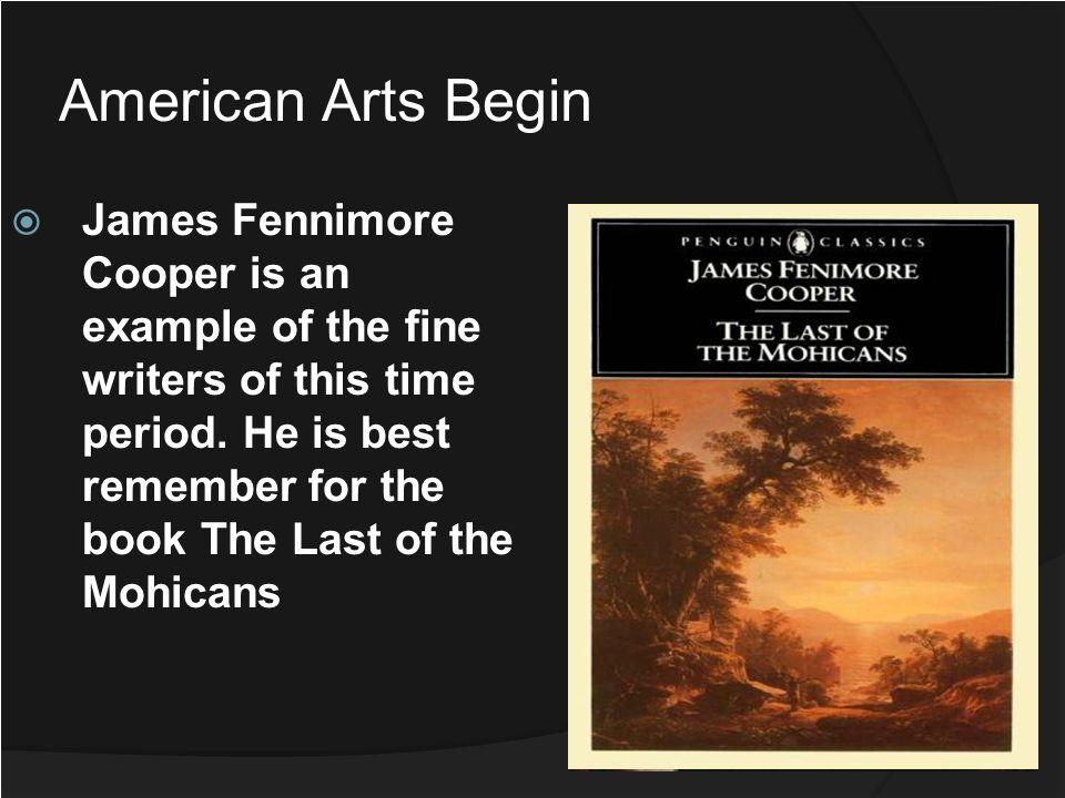 American Arts Begin