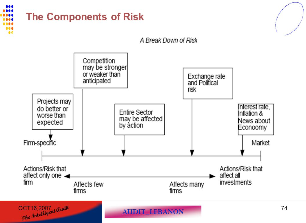 The Components of Risk OCT16,2007