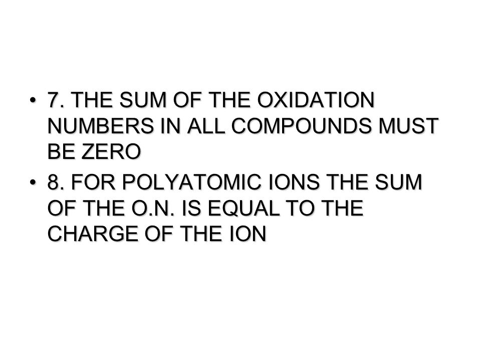 how to find oxidation number in coordination compounds