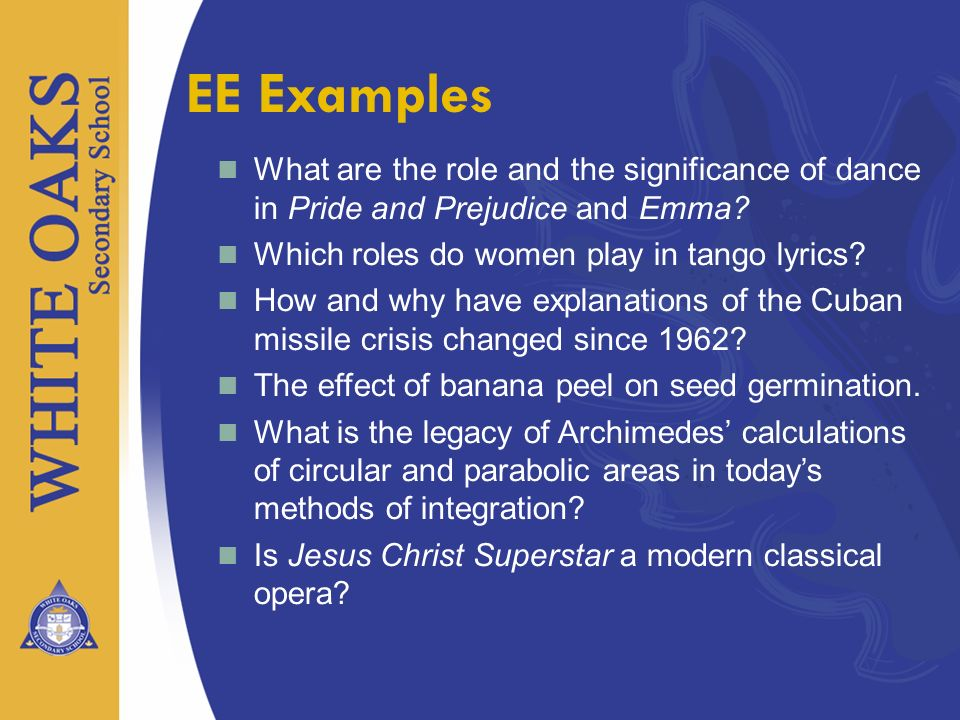 EE Examples What are the role and the significance of dance in Pride and Prejudice and Emma Which roles do women play in tango lyrics