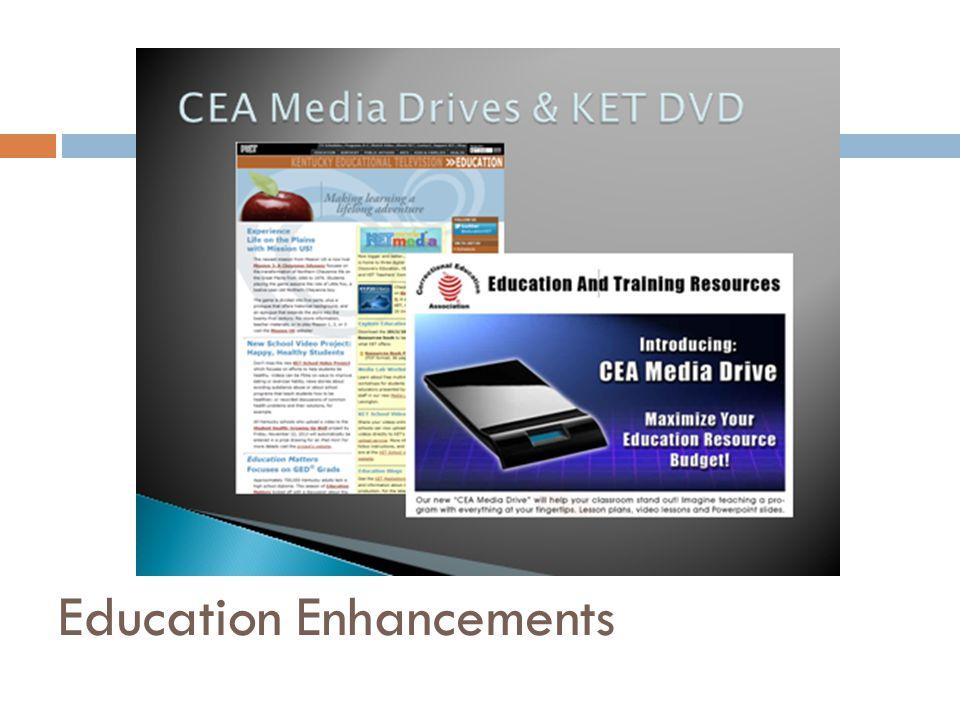 Education Enhancements