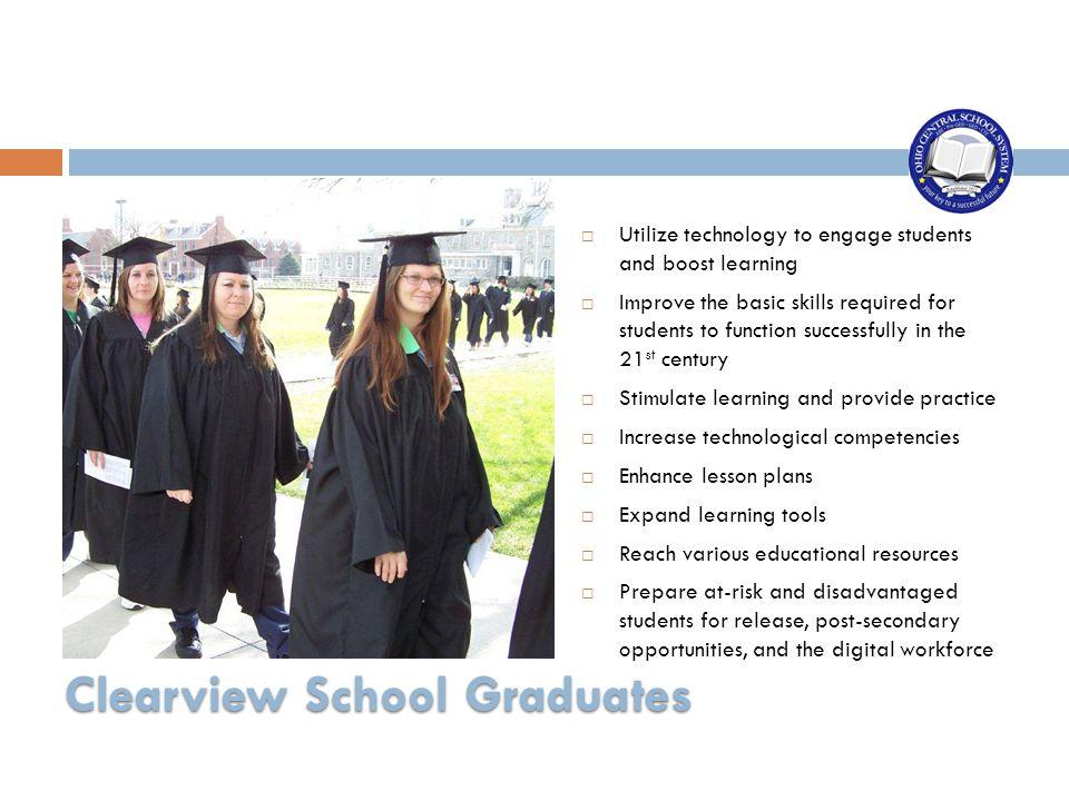 Clearview School Graduates