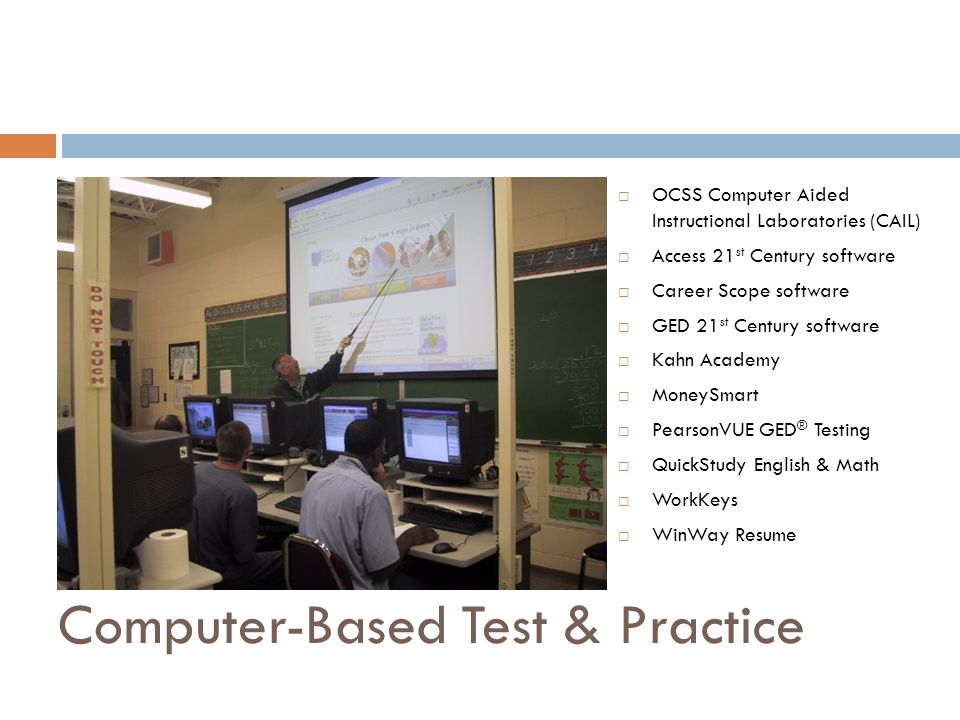 Computer-Based Test & Practice