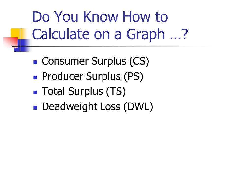 Do You Know How to Calculate on a Graph …