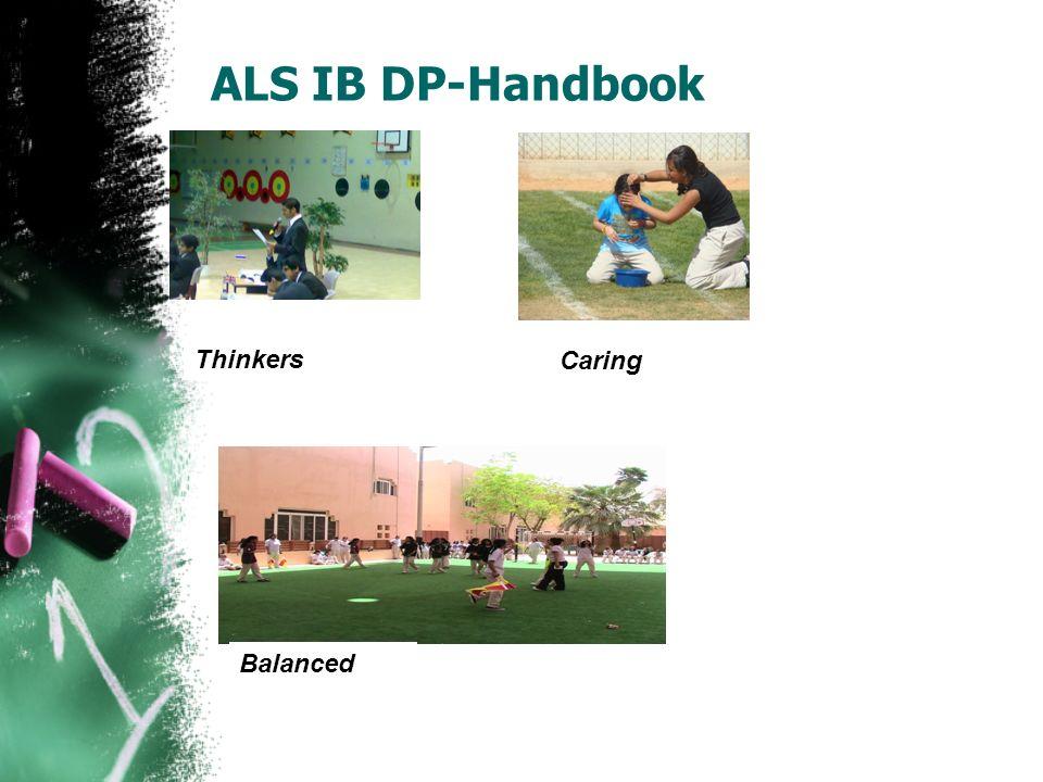 Balanced Balanced ALS IB DP-Handbook Thinkers Caring Balanced