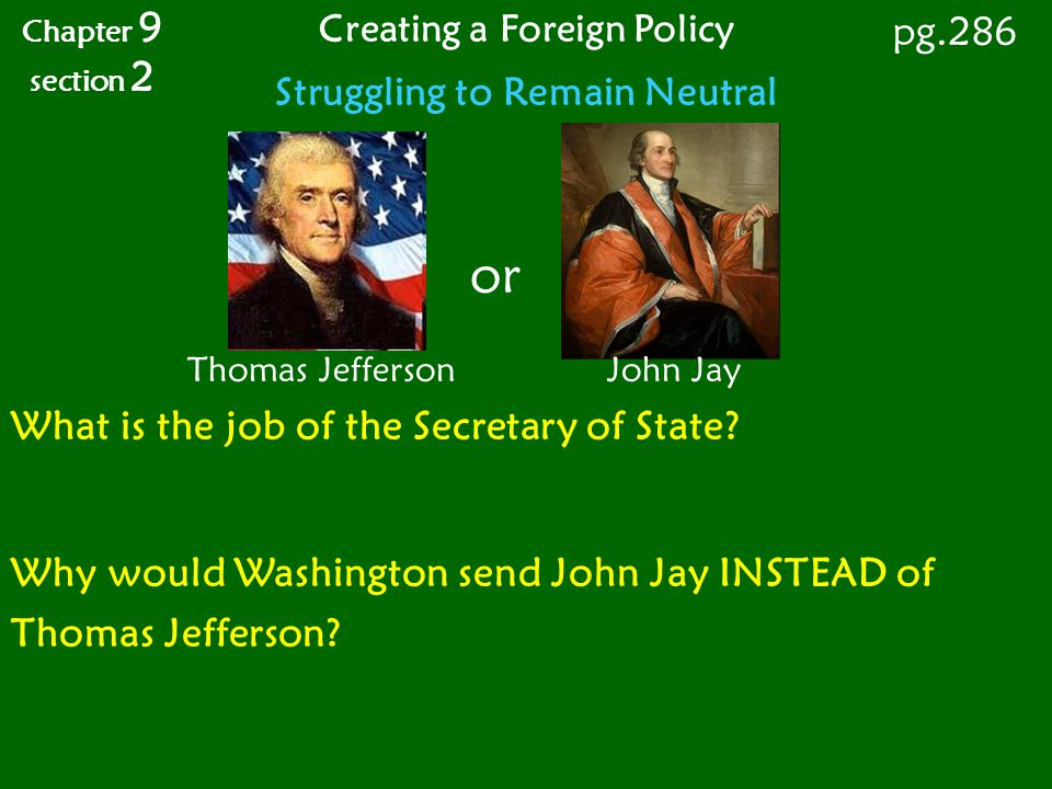 Creating a Foreign Policy Struggling to Remain Neutral