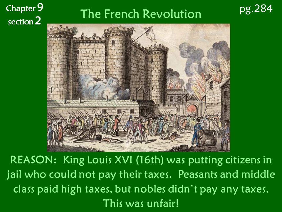 The French Revolution pg.284
