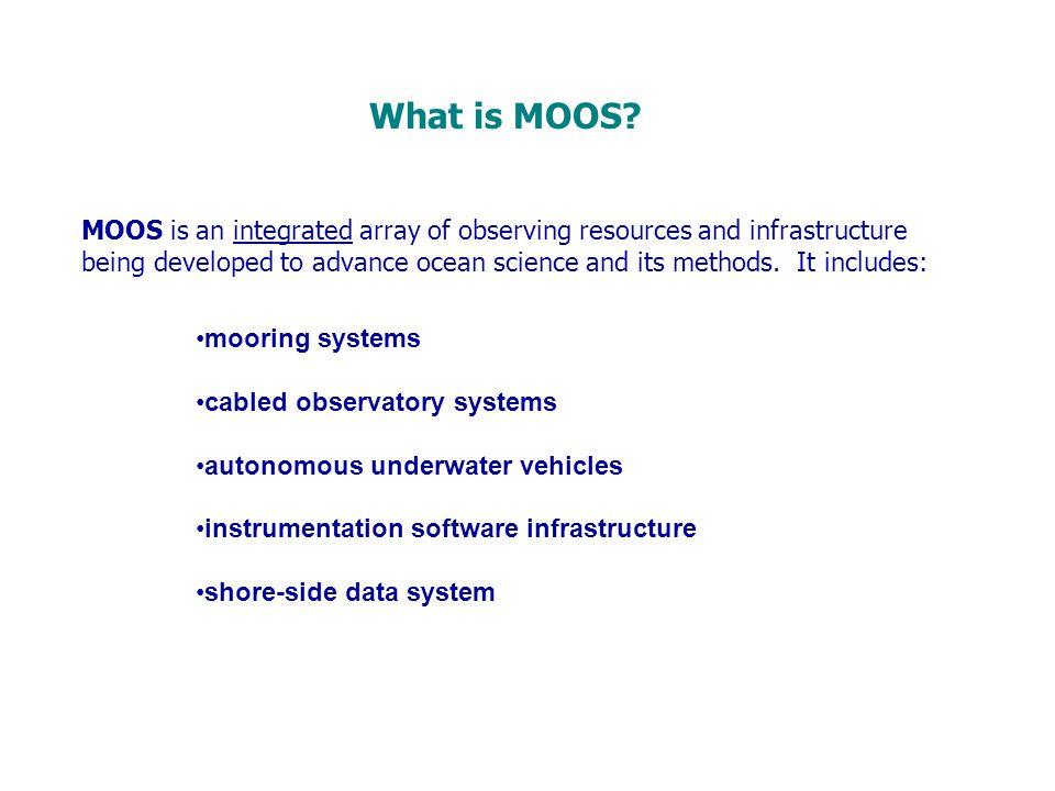 What is MOOS
