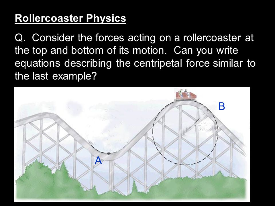 Rollercoaster Physics
