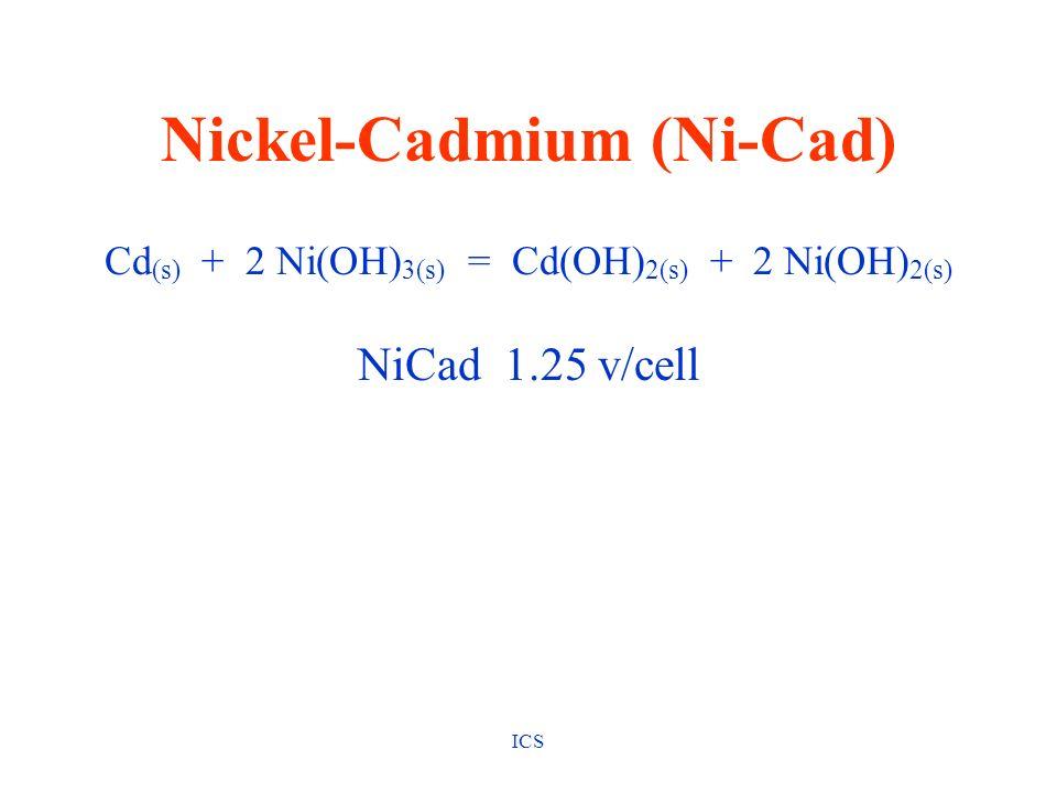 Nickel-Cadmium (Ni-Cad)