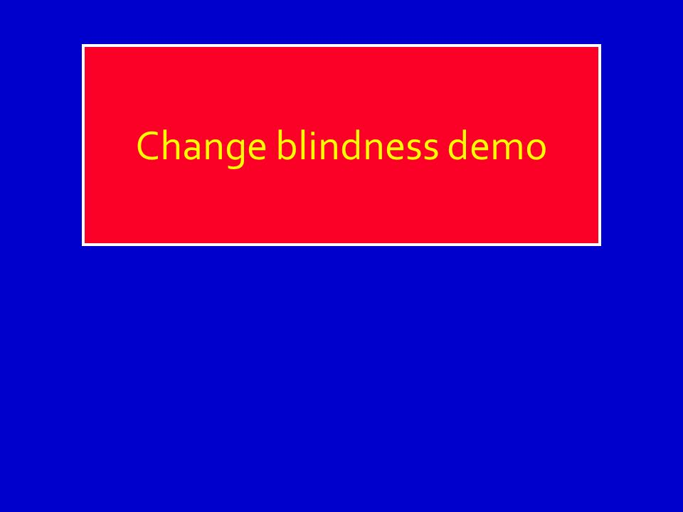 Change blindness demo