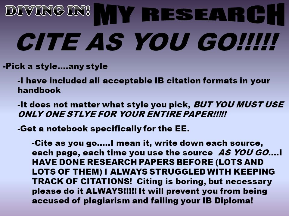 my research essay The ultimate guide to writing perfect research papers, essays, dissertations or even a thesis structure your work effectively to impress your readers.