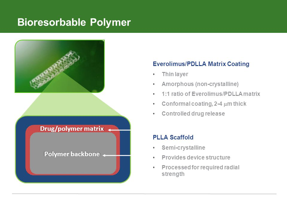 Bioresorbable Polymer