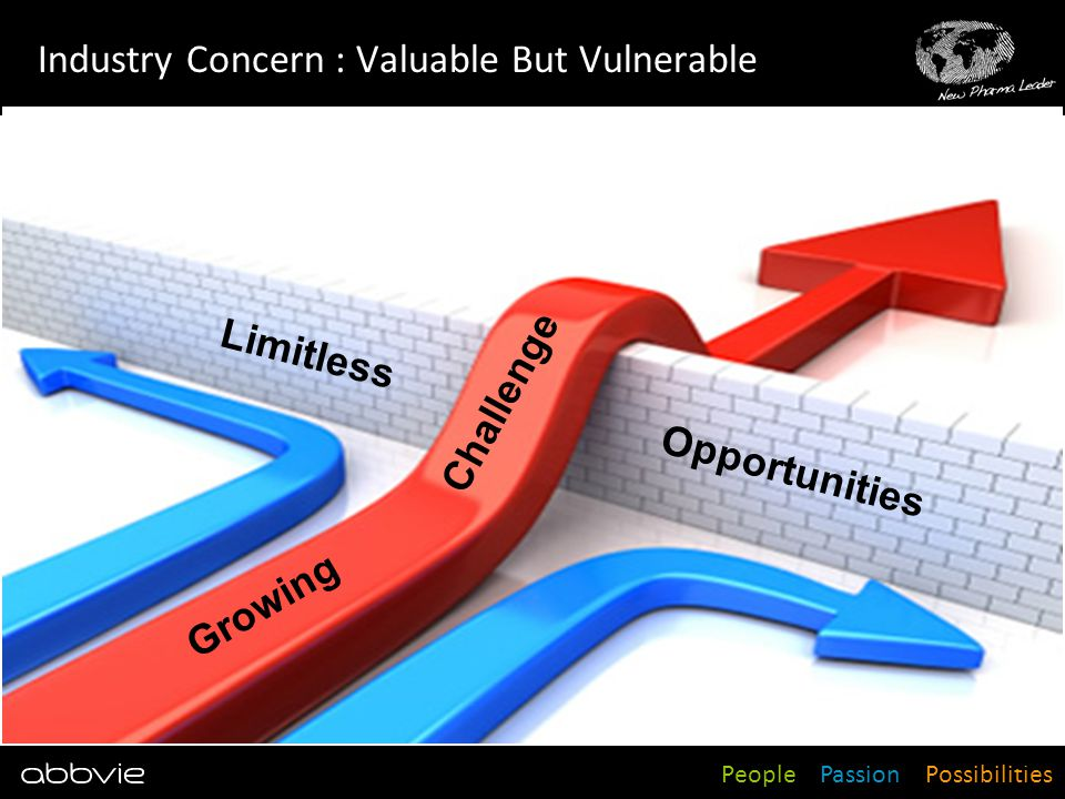 Industry Concern : Valuable But Vulnerable