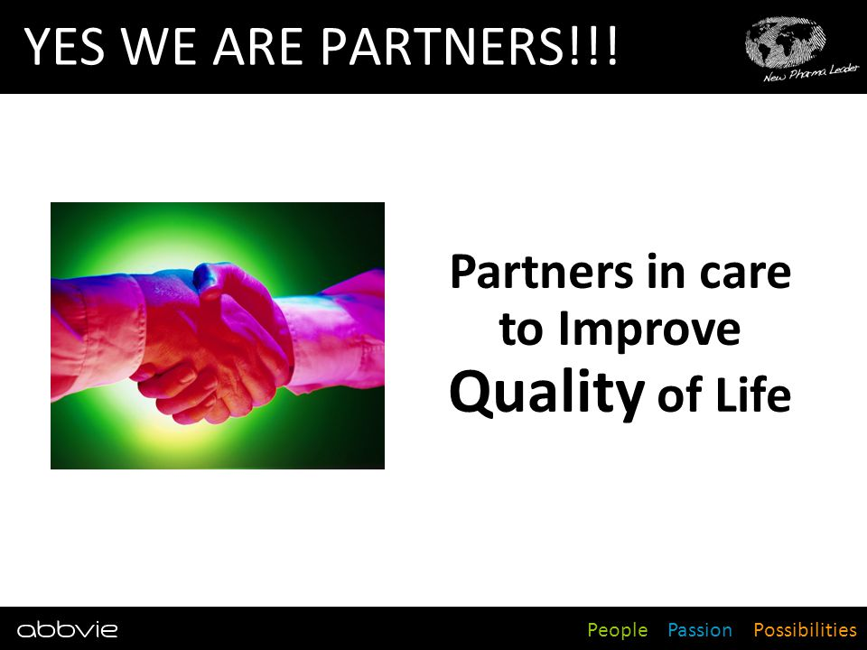 Partners in care to Improve Quality of Life