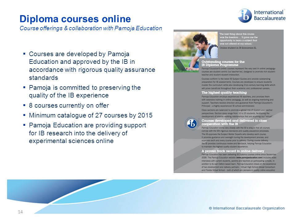 Diploma courses online