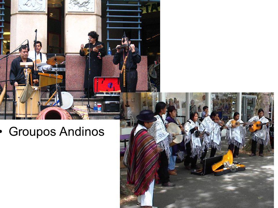 Groupos Andinos