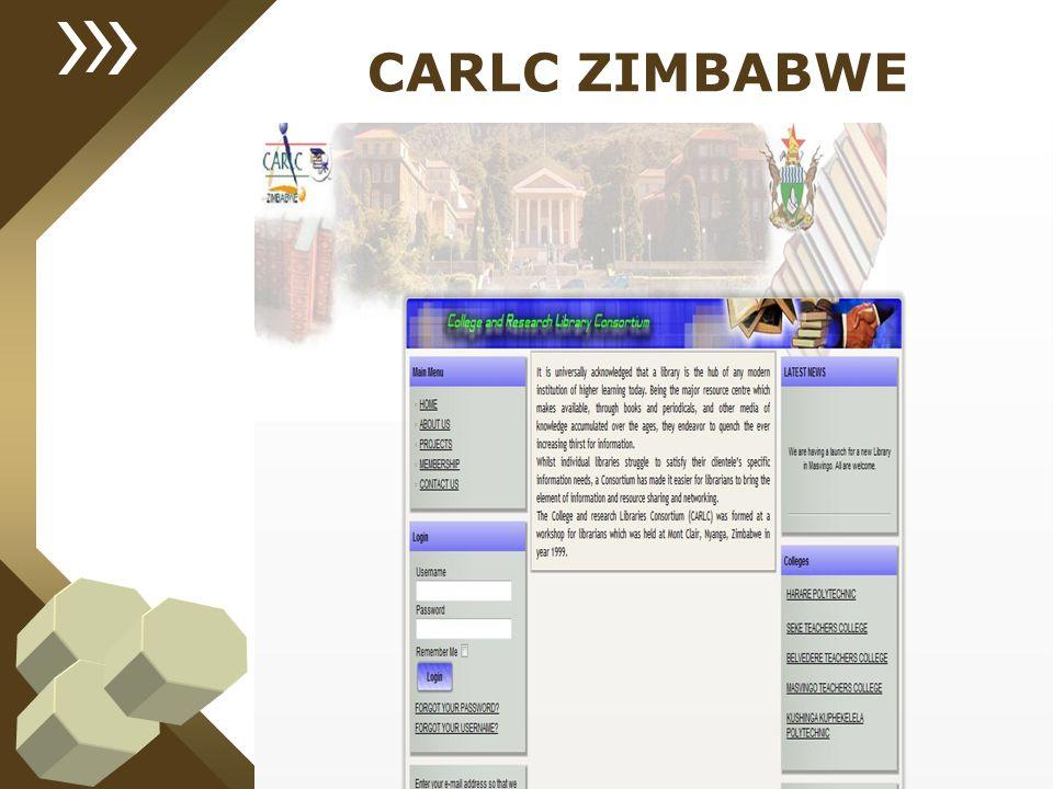 CARLC ZIMBABWE