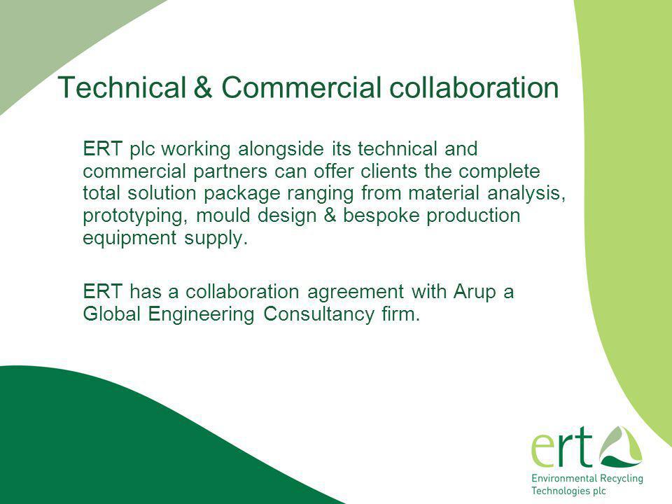 Technical & Commercial collaboration